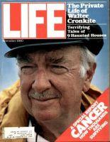 Life Magazine, November 1, 1980 - Walter Cronkite