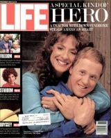 Life Magazine, November 1, 1989 - Actor Chris Burke