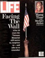 Life Magazine, November 1, 1992 - Vietnam Memorial