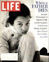 Life Magazine, November 1, 1993 - Arthur Ashe's Daughter