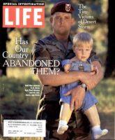 Life Magazine, November 1, 1995 - Gulf War Babies