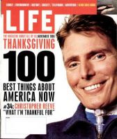 Life Magazine, November 1, 1998 - Christopher Reeve