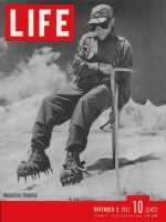 Life Magazine, November 9, 1942 - Mountain infantry