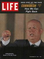 Life Magazine, November 10, 1961 - Nikita Khrushchev
