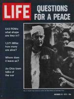 Life Magazine, November 10, 1972 - Navy POW