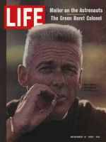 Life Magazine, November 14, 1969 - Colonel Robert Rheault