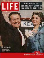 Life Magazine, November 17, 1958 - New York's Rockefeller
