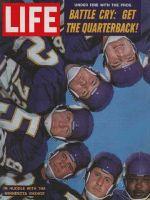 Life Magazine, November 17, 1961 - Minnesota Vikings, football