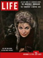 Life Magazine, November 24, 1958 - Kim Novak