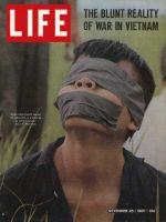 Life Magazine, November 26, 1965 - Vietcong prisoner