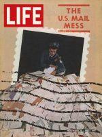 Life Magazine, November 28, 1969 - U.S. mail mess