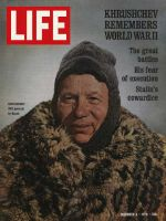 Life Magazine, December 4, 1970 - Nikita Krushchev