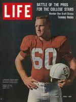 Life Magazine, December 10, 1965 - Texas linebacker Tommy Nobis, football