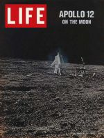 Life Magazine, December 12, 1969 - Apollo 12 moon walk