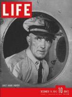 Life Magazine, December 14, 1942 - Coast Guard skipper