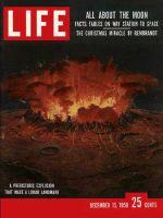 Life Magazine, December 15, 1958 - Lunar fact and fancy