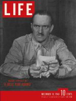 Life Magazine, December 18, 1944 - Fredric March