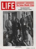 Life Magazine, December 18, 1970 - The Buckleys
