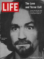 Life Magazine, December 19, 1969 - Charles Manson