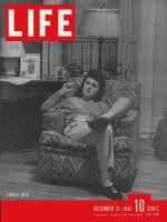 Life Magazine, December 21, 1942 - Wartime wife