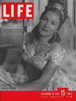 Life Magazine, December 30, 1946 - Dorothy Kirsten