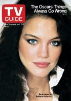 TV Guide, April 7, 1979 - Maren Jensen of 'Battlestar Galactica'