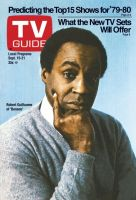 TV Guide, September 15, 1979 - Robert Guillaume of 'Benson'
