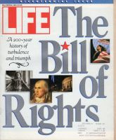 Life Magazine, Special Issue, 1991 - The Bill of Rights