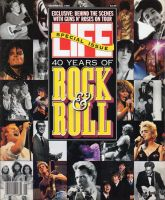 Life Magazine, Special Issue, 1992 - 40 Years of Rock and Roll