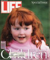 Life Magazine, Special Issue, 1990 - The World of Children