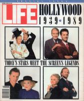 Life Magazine, Special Issue, 1989 - Hollywood 1939-1989