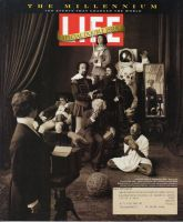 Life Magazine, Special Issue, 1997 - The Millennium - 100 Events that Changed the World