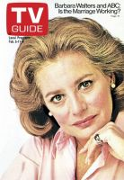 TV Guide, February 5, 1977 - Barbara Walters and ABC: