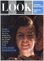 Look Magazine, January 3, 1961 - Young man and woman