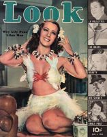 Look Magazine, January 4, 1938 - Lily Pons