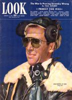 Look Magazine, January 12, 1943 - James Stewart