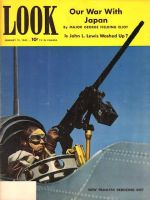Look Magazine, January 13,1942 - Gunner in airplane