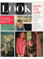 Look Magazine, January 14, 1964 - People at home