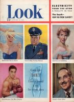 Look Magazine, January 15, 1952 - Beachcomber