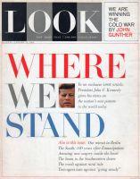 Look Magazine, January 15, 1963 - President John F. Kennedy, Where We Stand