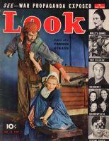 Look Magazine, January 18, 1938 - Pirate Lafitte