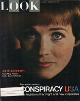 Look Magazine, January 26, 1965 - Julie Andrews