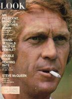 Look Magazine, January 27, 1970 - Steve McQueen
