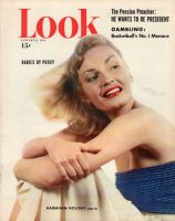 Look Magazine, January 31, 1950 - Pat Curran