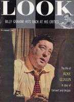 Look Magazine, February 7, 1956 - Jackie Gleason