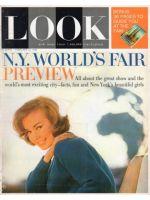 Look Magazine, February 11, 1964 - Bianca Benedict, Pretty New York girl