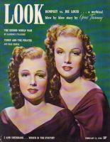 Look Magazine, February 13, 1940 - Two Ann Sheridans