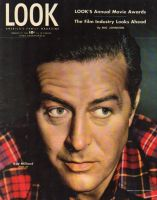Look Magazine, February 19, 1946 - Actor Ray Milland