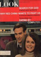 Look Magazine, February 22, 1966 - Computer Dating