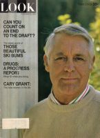 Look Magazine, February 23, 1971 - Cary Grant